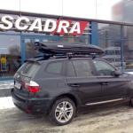Багажник на крышу для БМВ Х5