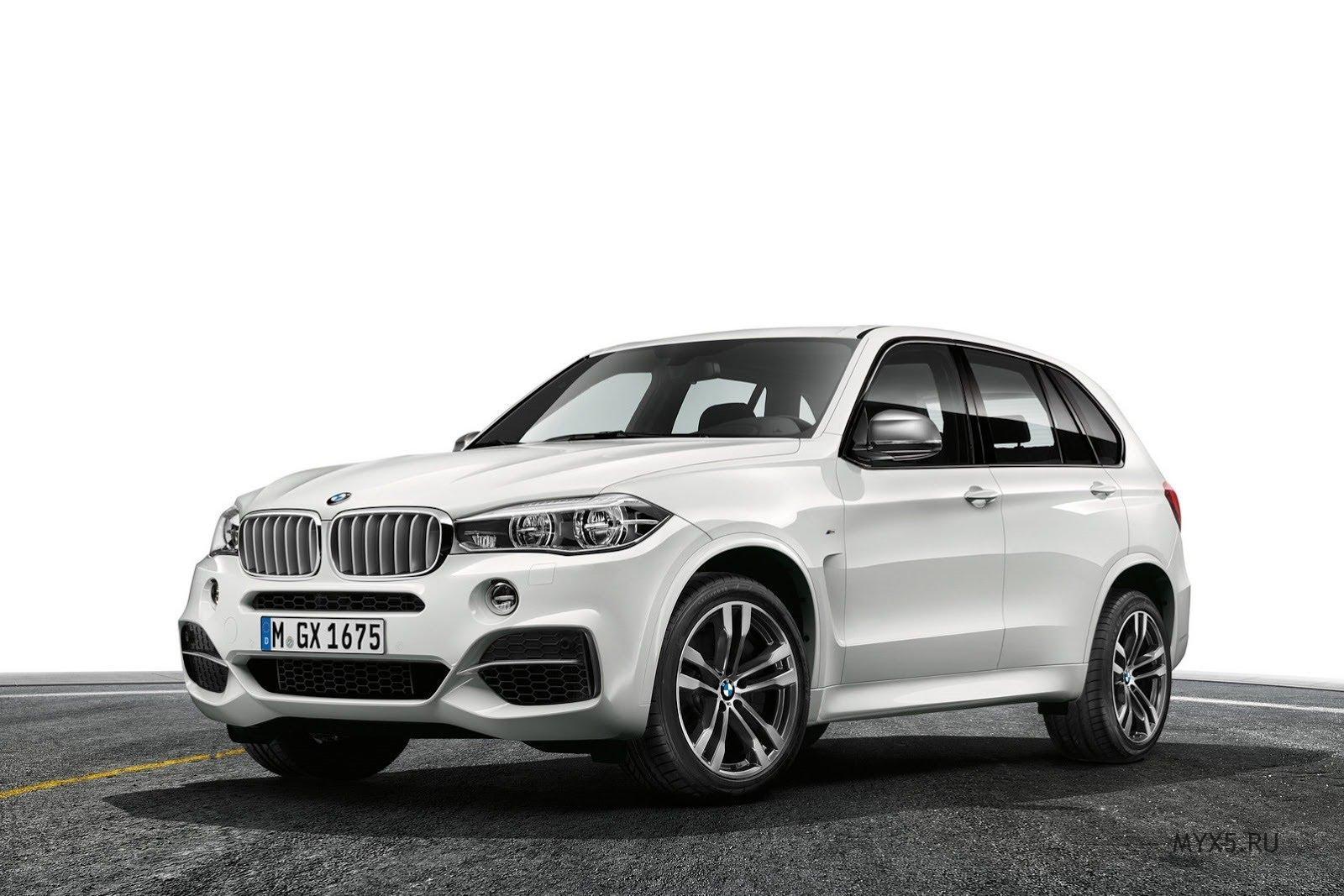 Новый BMW X5